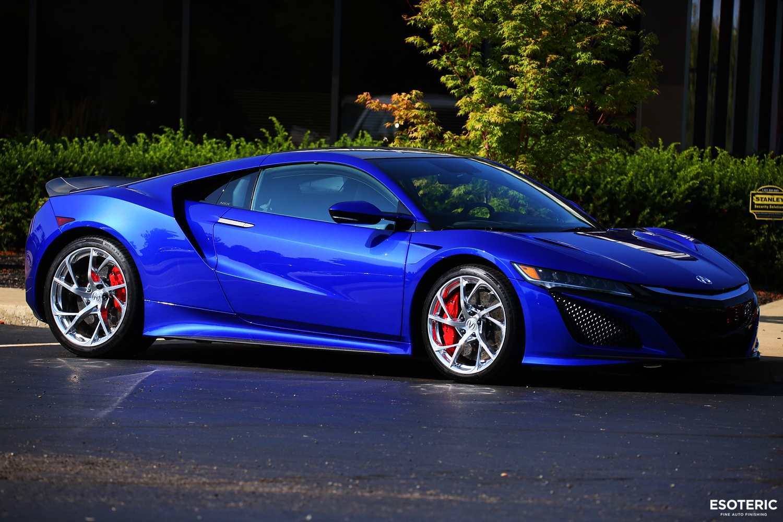 Acura NSX Blue