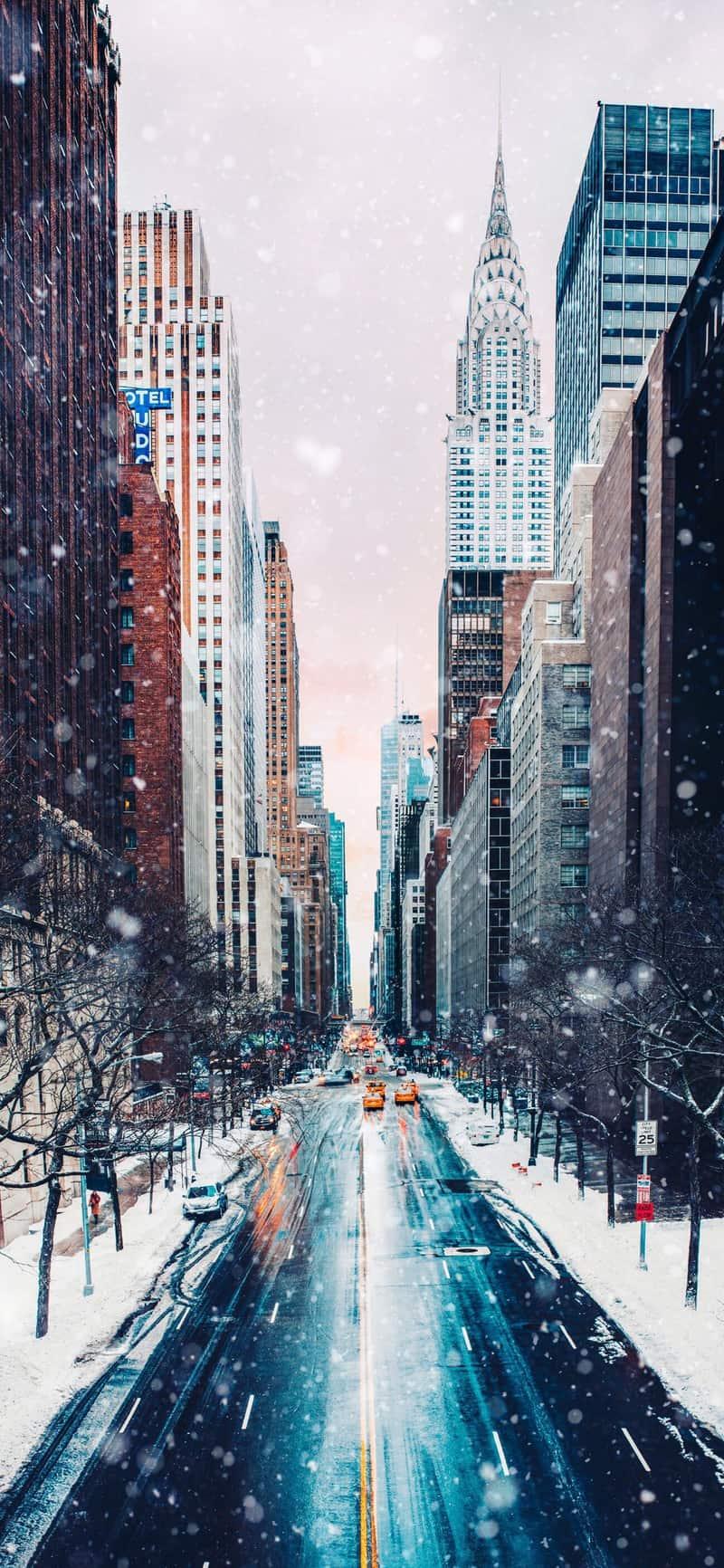 Winter Wallpaper iPad Christmas