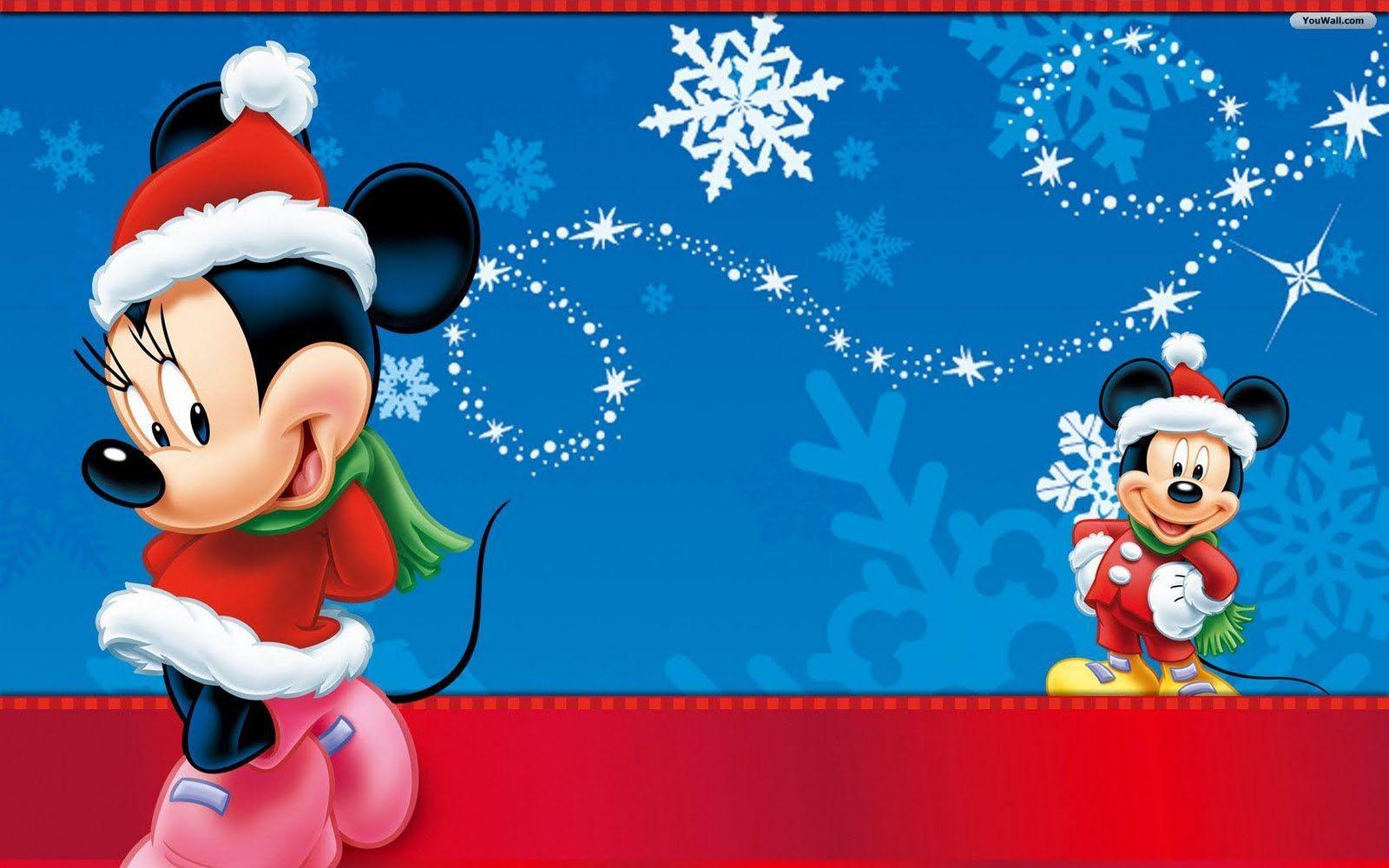 Disney Christmas Backgrounds Free