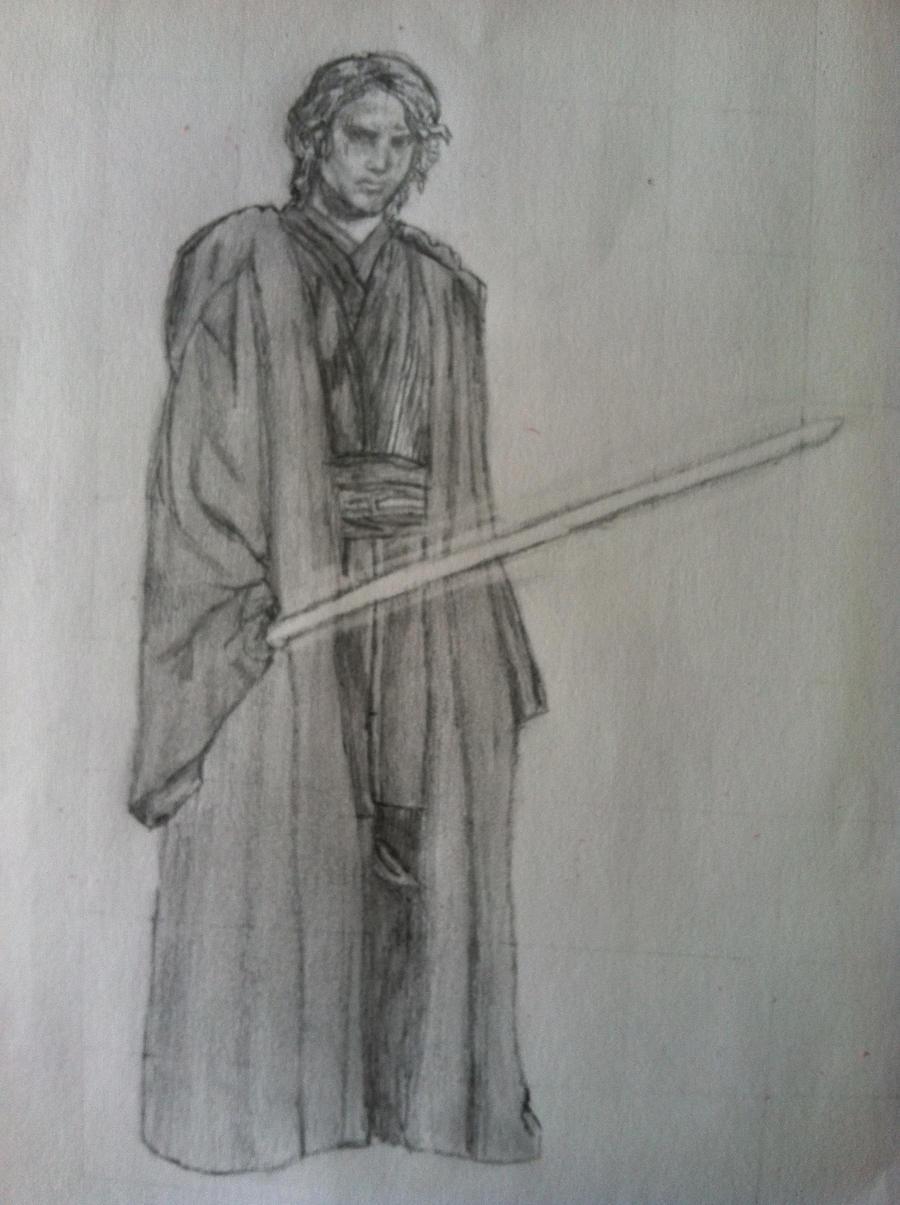 Anakin Skywalker Sketch