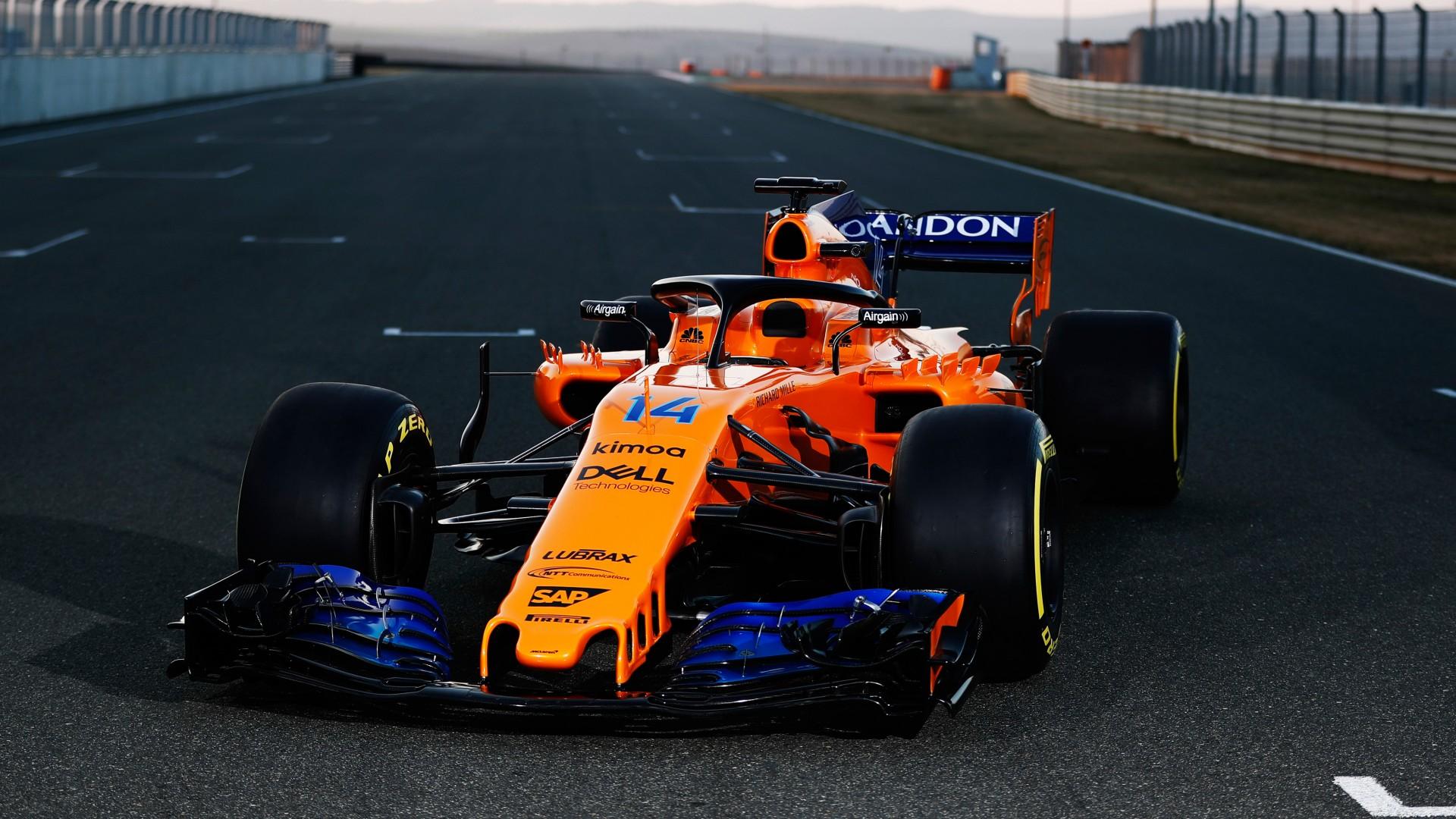 F1 Car Wallpaper