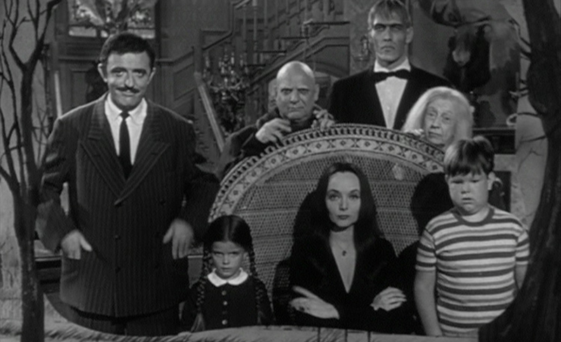 Addams Family TV