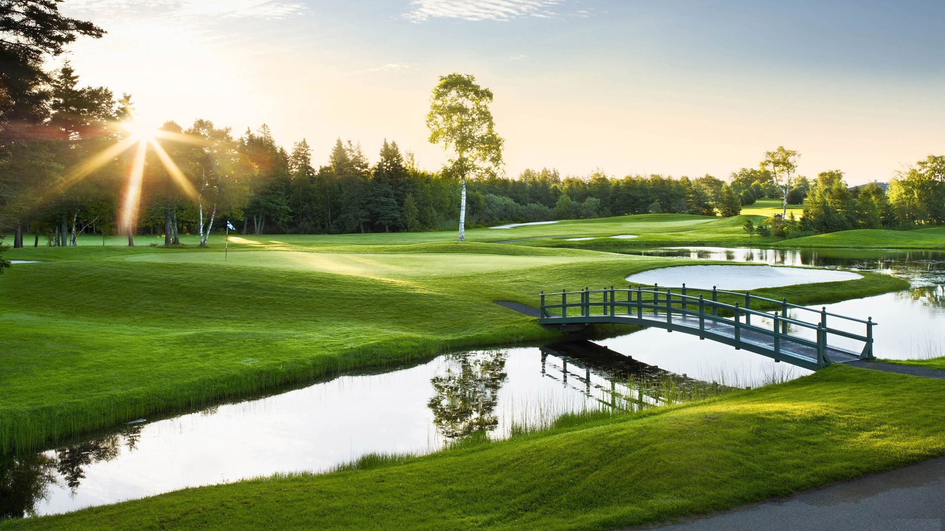 Golf Desktop Backgrounds Free