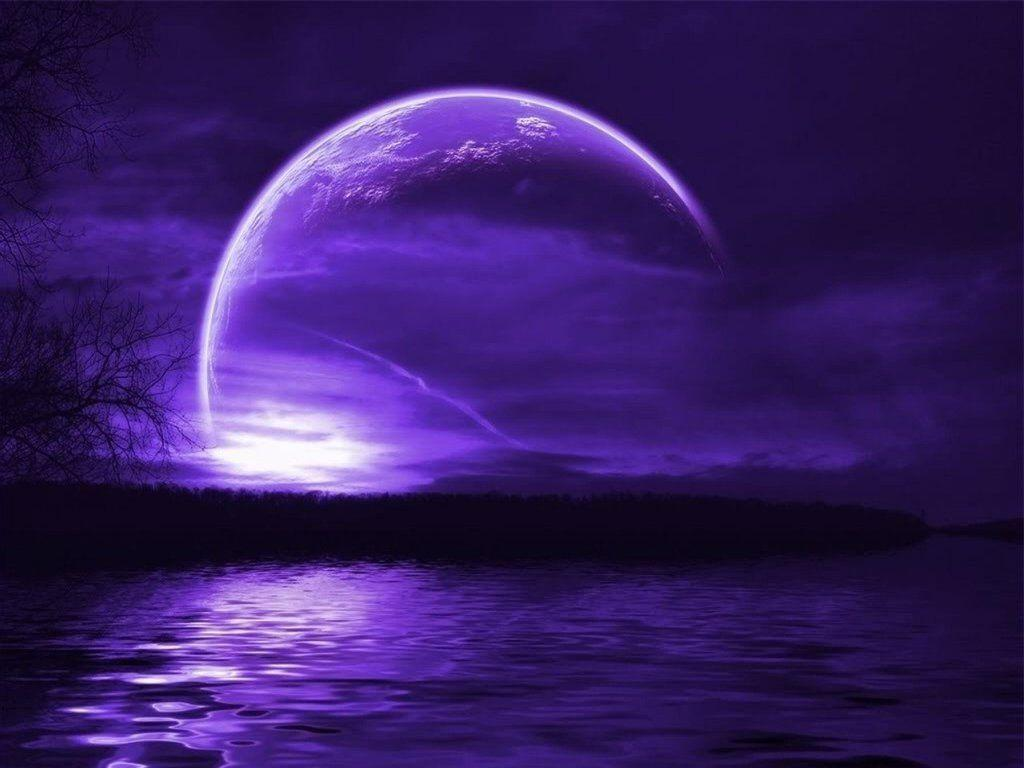 Free Purple Wallpapers for Desktop