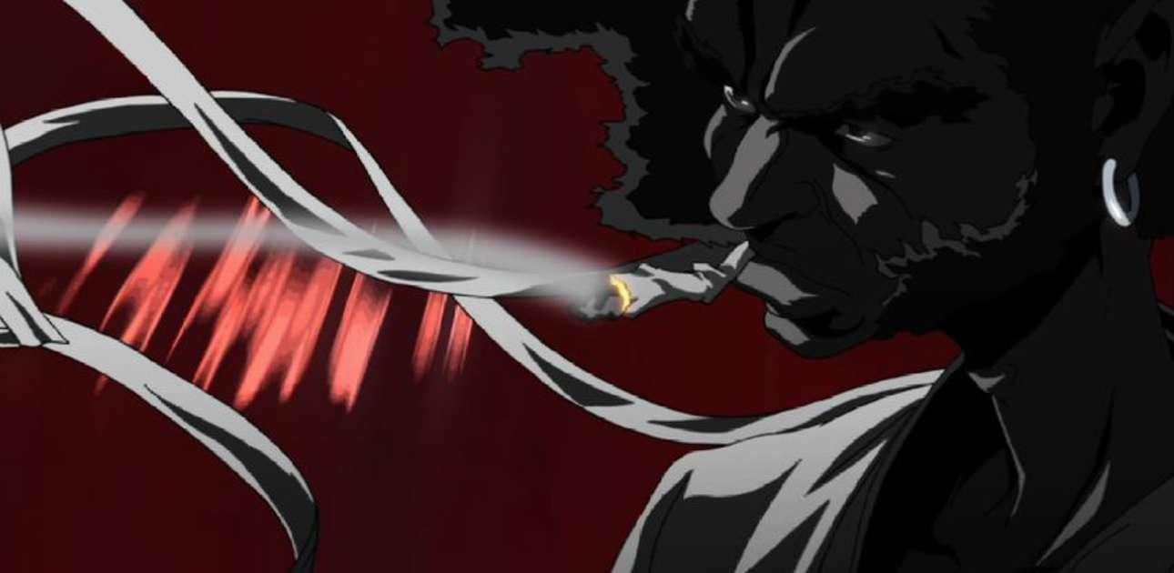 Afro Samurai Movie