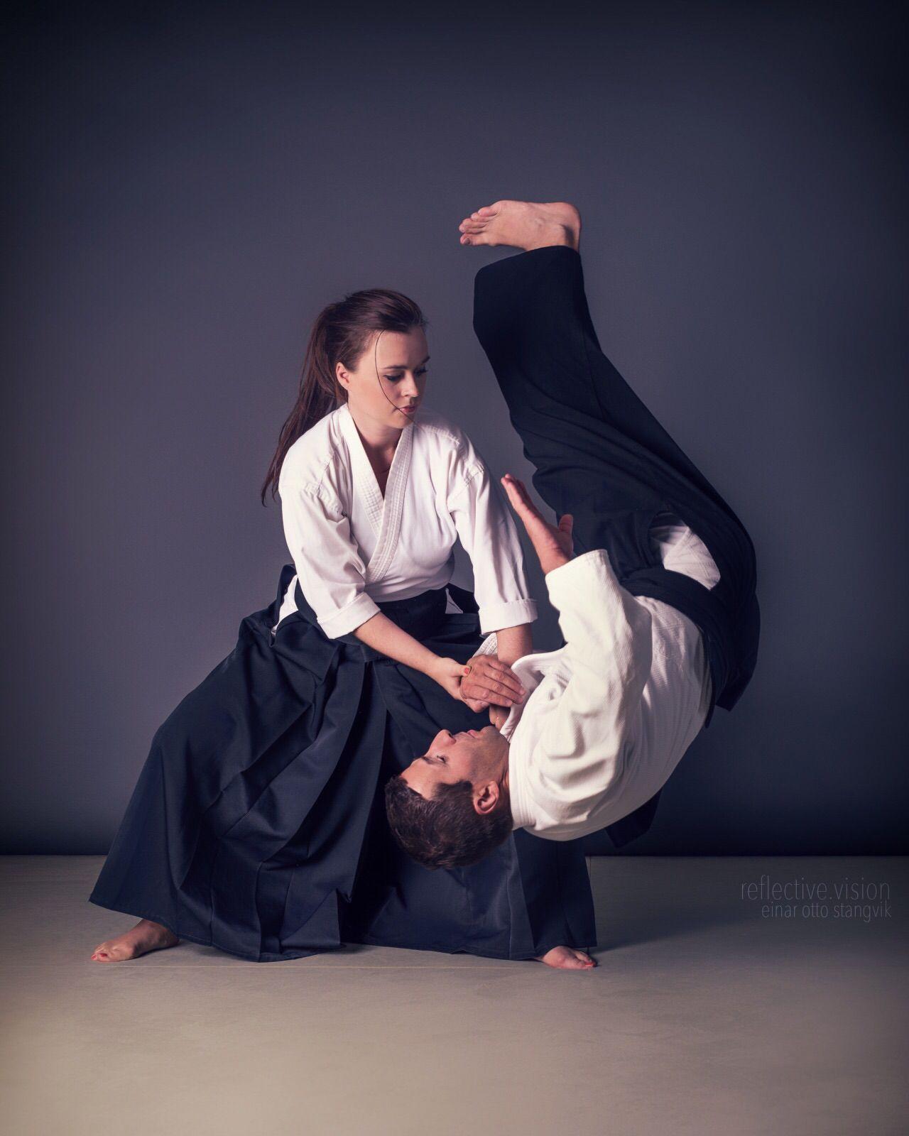 Aikido Painting