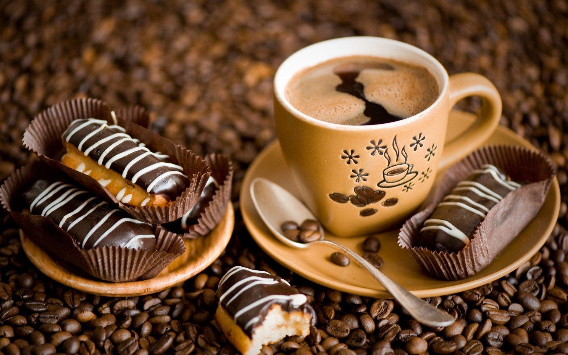 Cute Coffee Bean