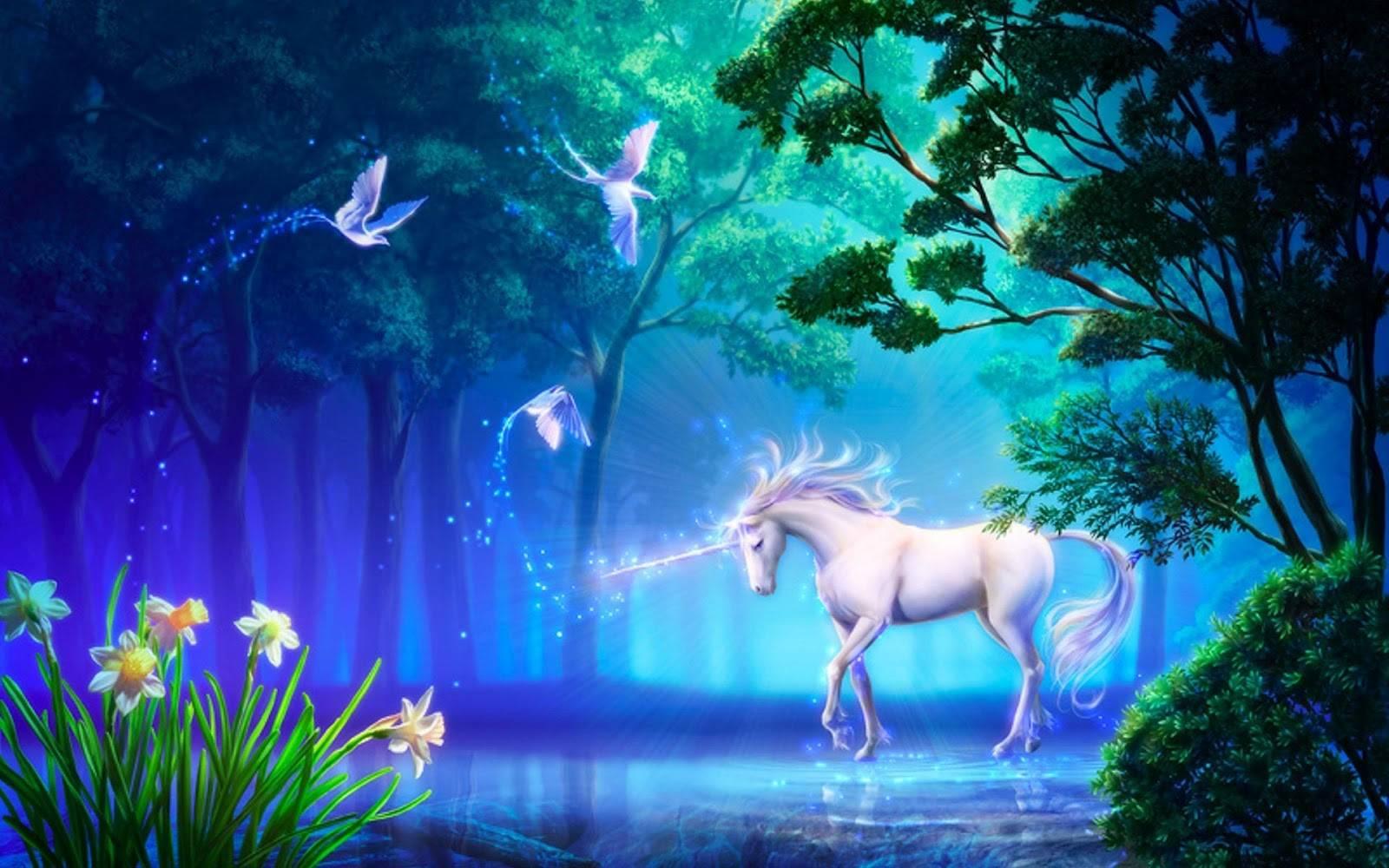 Mythical Creatures Desktop Wallpaper