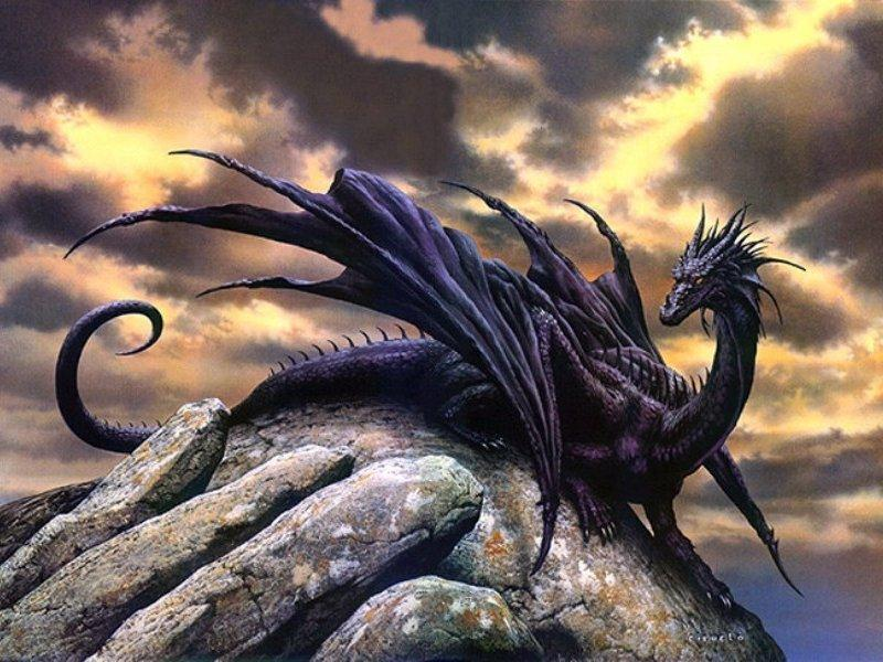 Cool Mythical Creatures Dragon