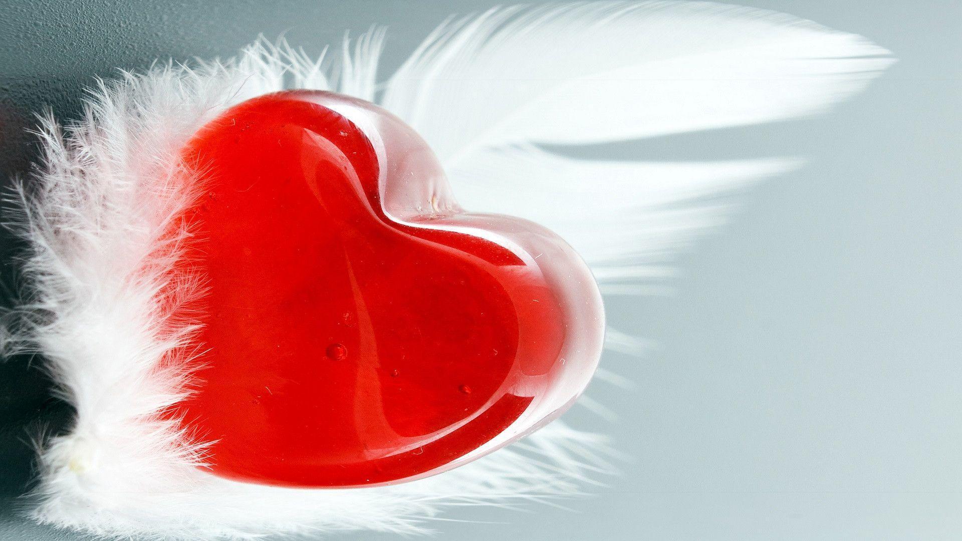Cute Heart Wallpapers for Desktop