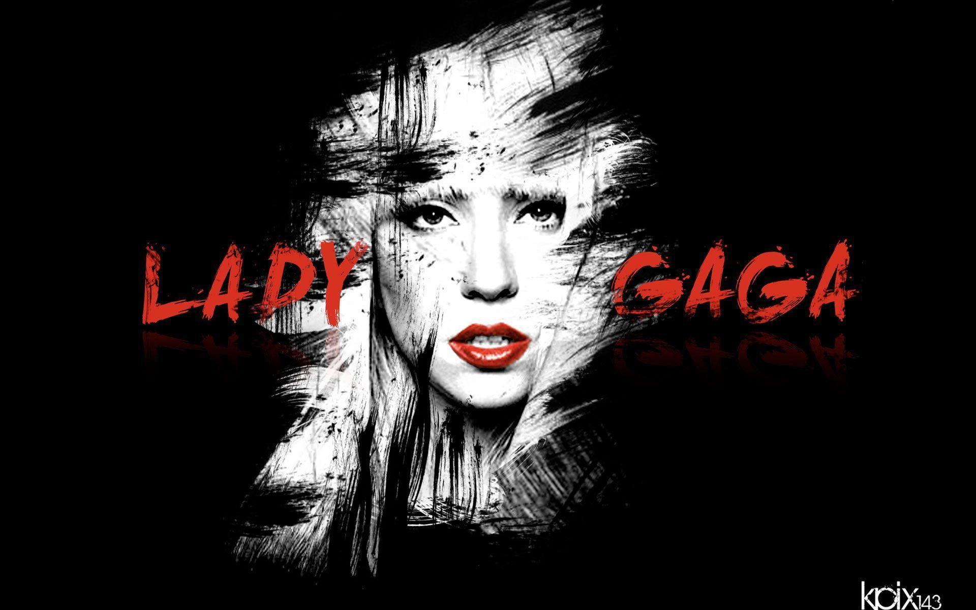 Lady Gaga Desktop Wallpaper