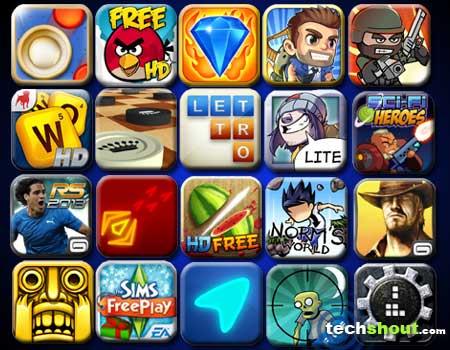 Free iPad Games