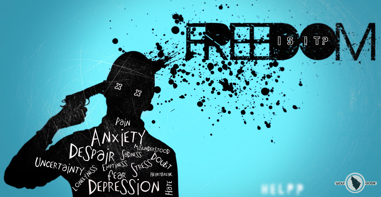 Depressing Suicide Backgrounds