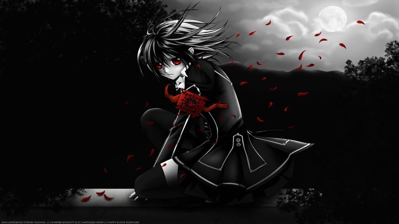 Dark Anime 1920X1080
