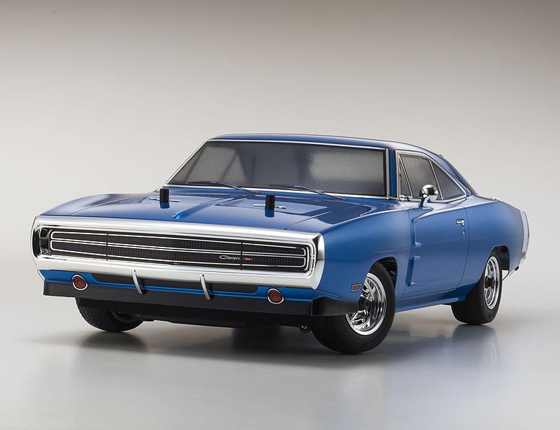 1970 Dodge Charger Blue