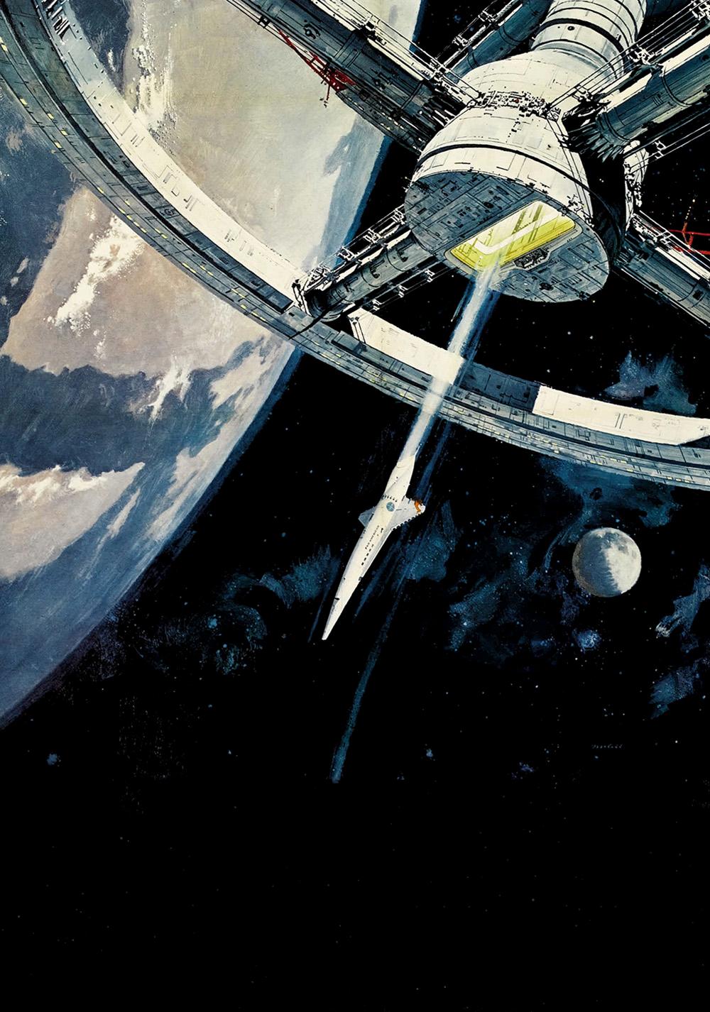 2001 a Space Odyssey Artwork