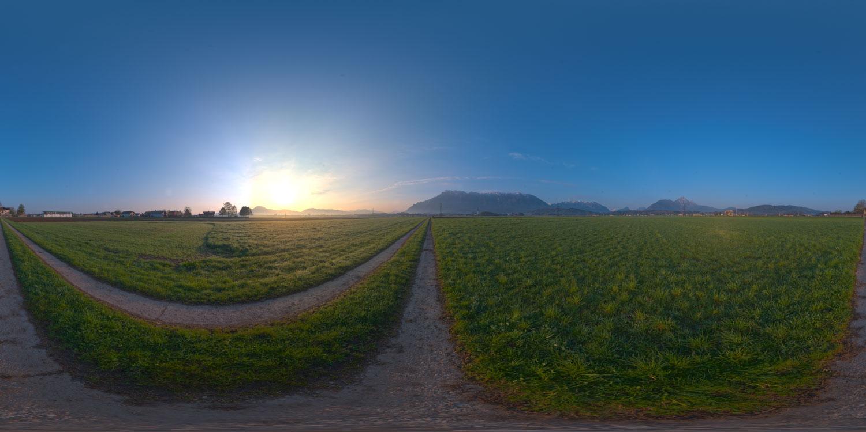 360 Panoramic Landscape