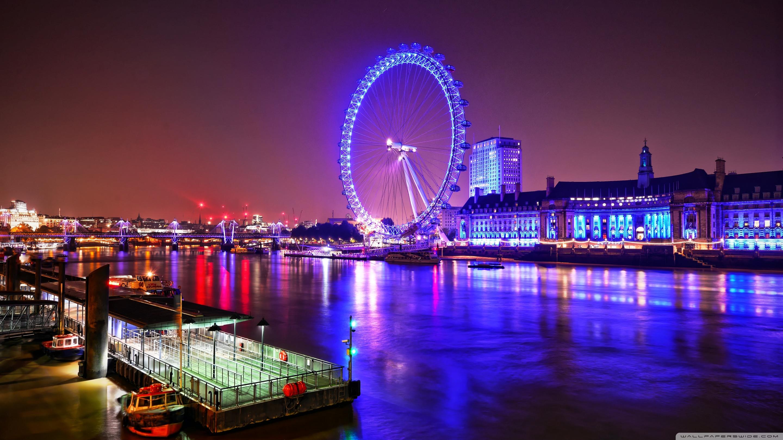London Eye Desktop Backgrounds
