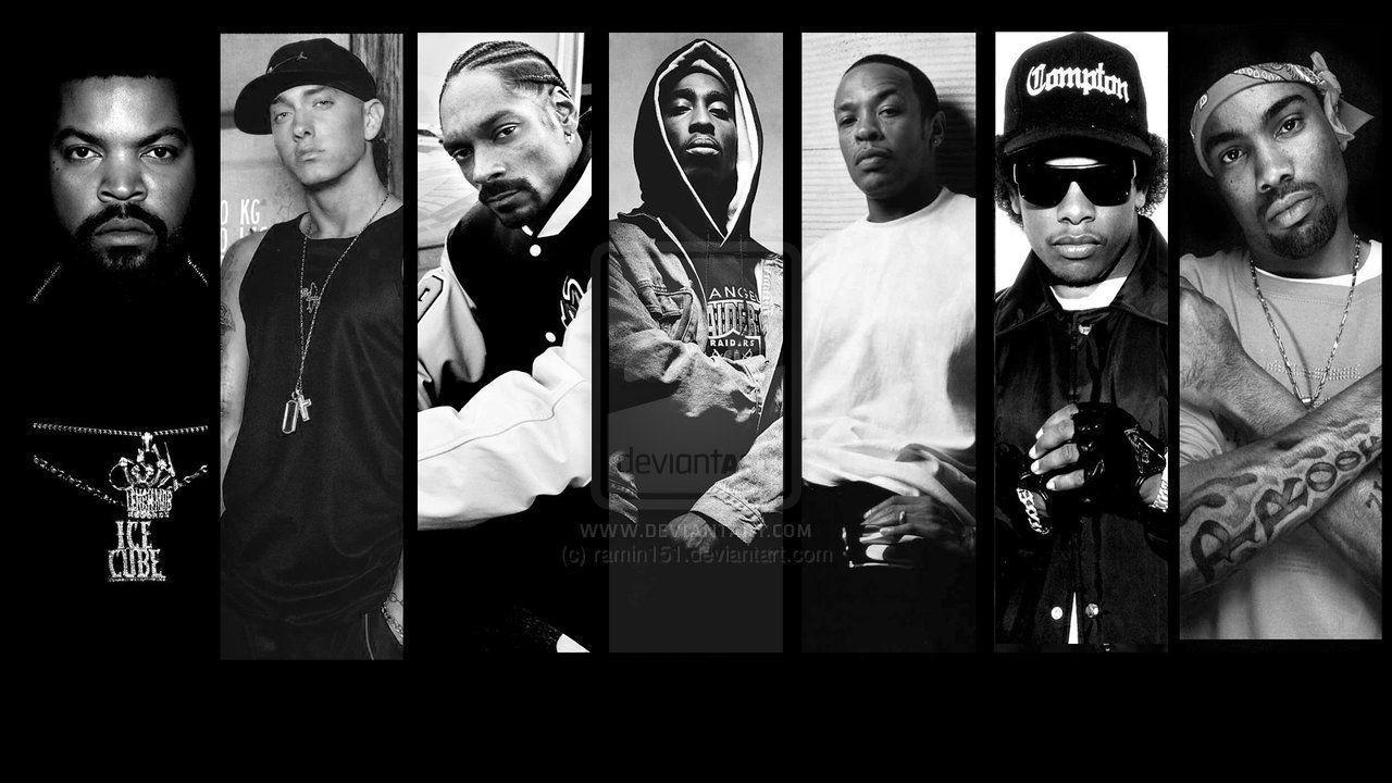 90s Rap Groups