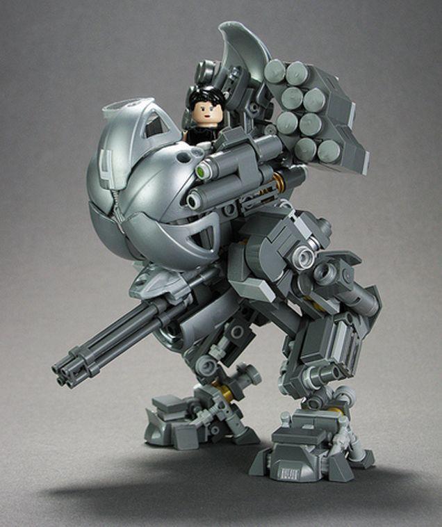 Walking War Robots LEGO