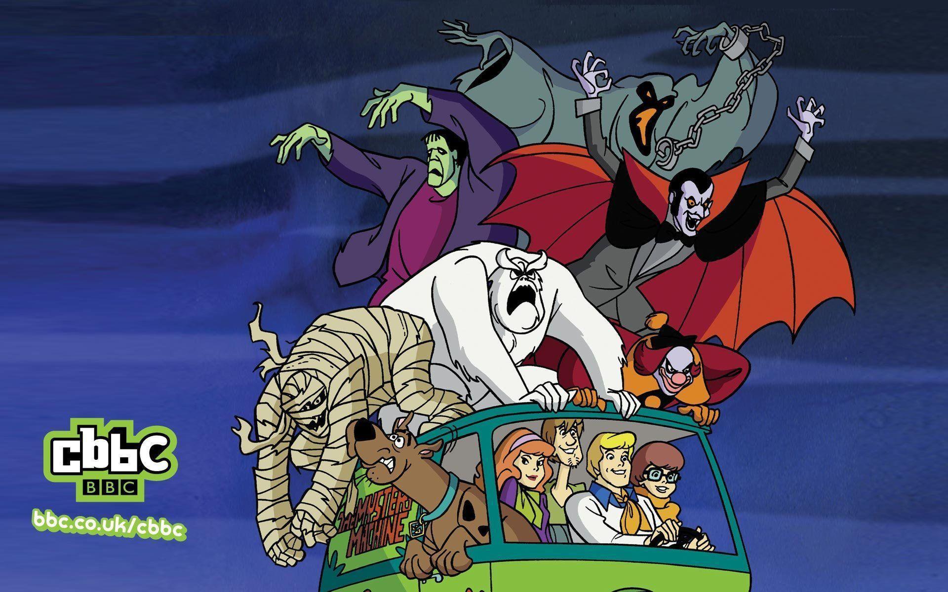 Scooby Doo Desktop