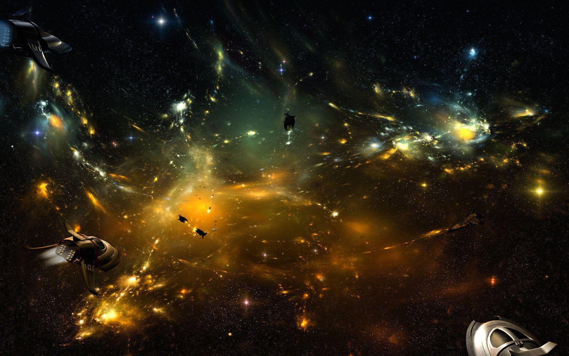Cool Solar System Wallpaper