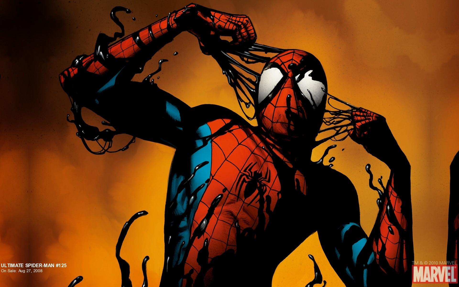 Ultimate Spider Man Wallpaper