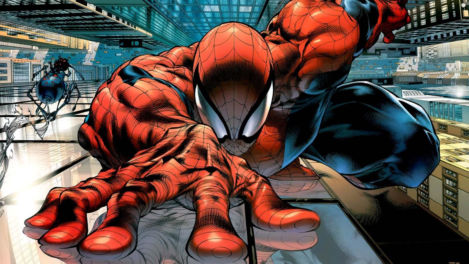 SpiderMan Art Wallpaper