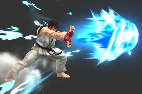 Street Fighter Ryu Shoryuken