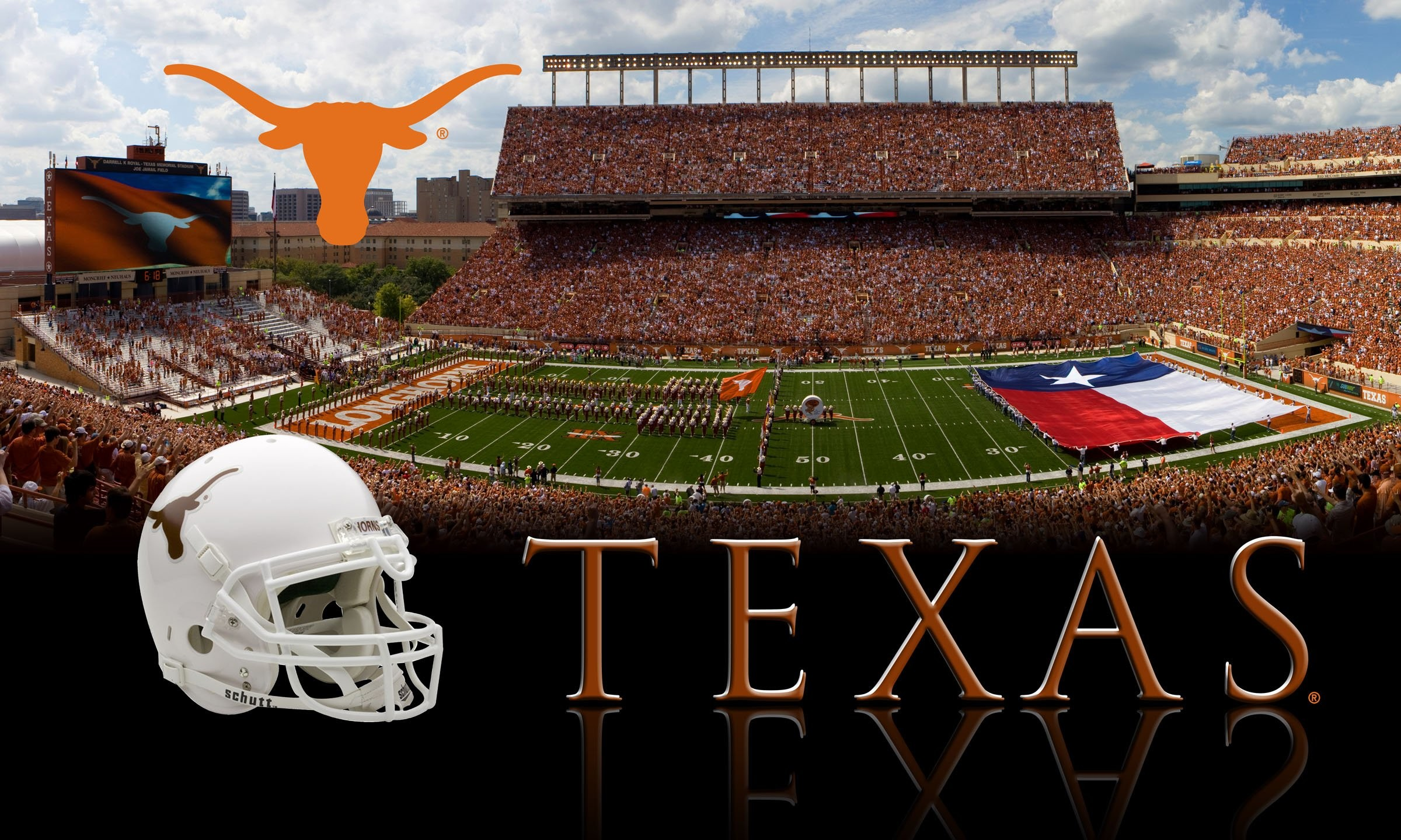 Texas Longhorns Football Desktop Wallpaper