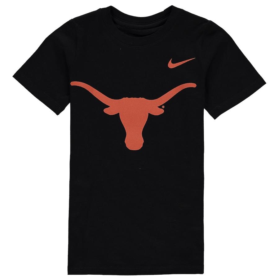 Texas Longhorns Black Logo