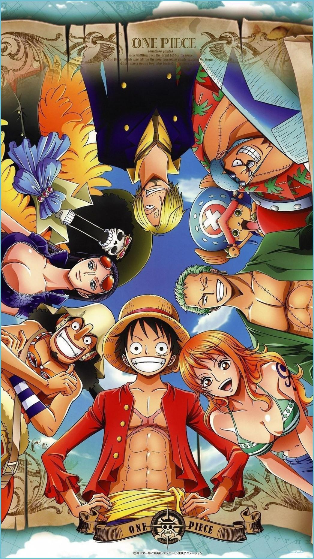 Luffy One Piece Phone Wallpaper