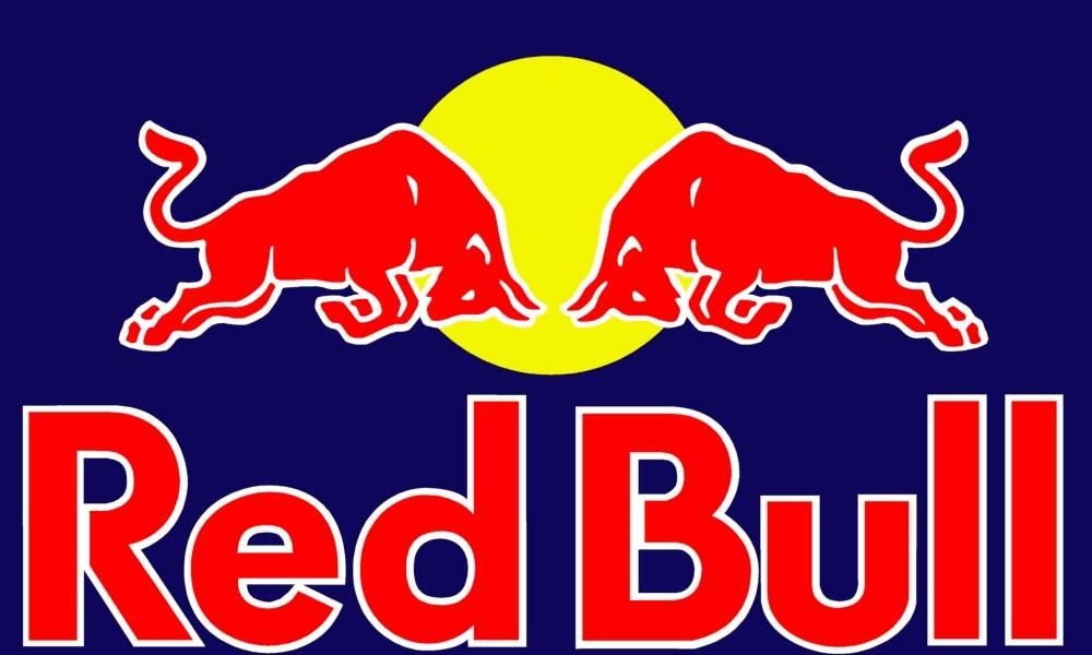 Red Bull Logo SVG