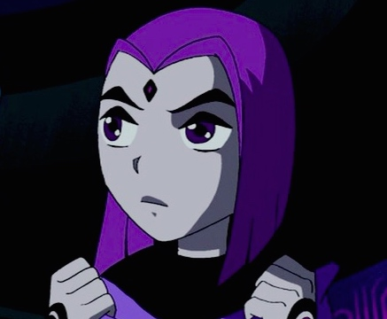 Raven Teen Titans P