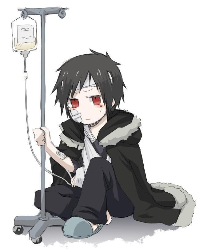 Sick Anime Boy