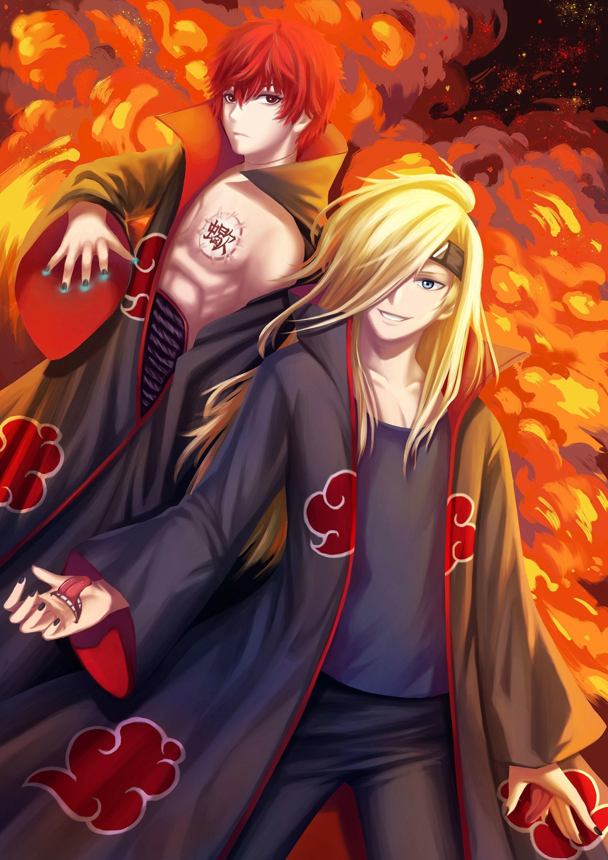 Naruto Shippuden Akatsuki Wallpaper