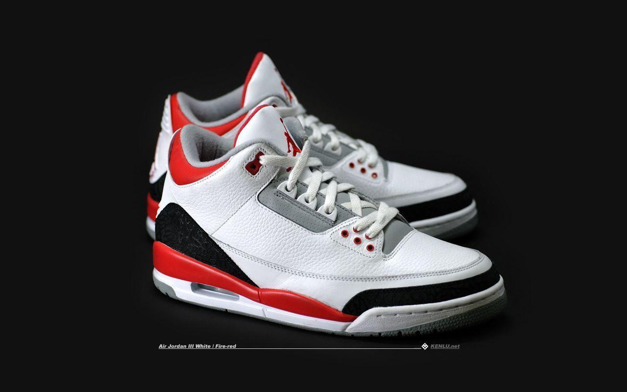 Cool Jordan Shoes Wallpaper