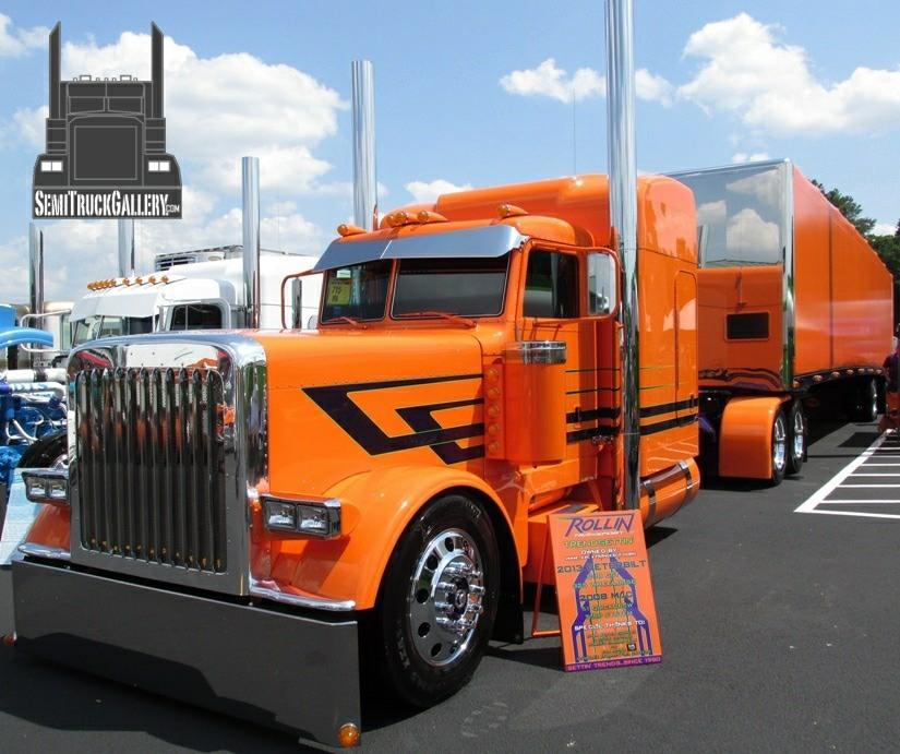 Big Trucks Vehicle