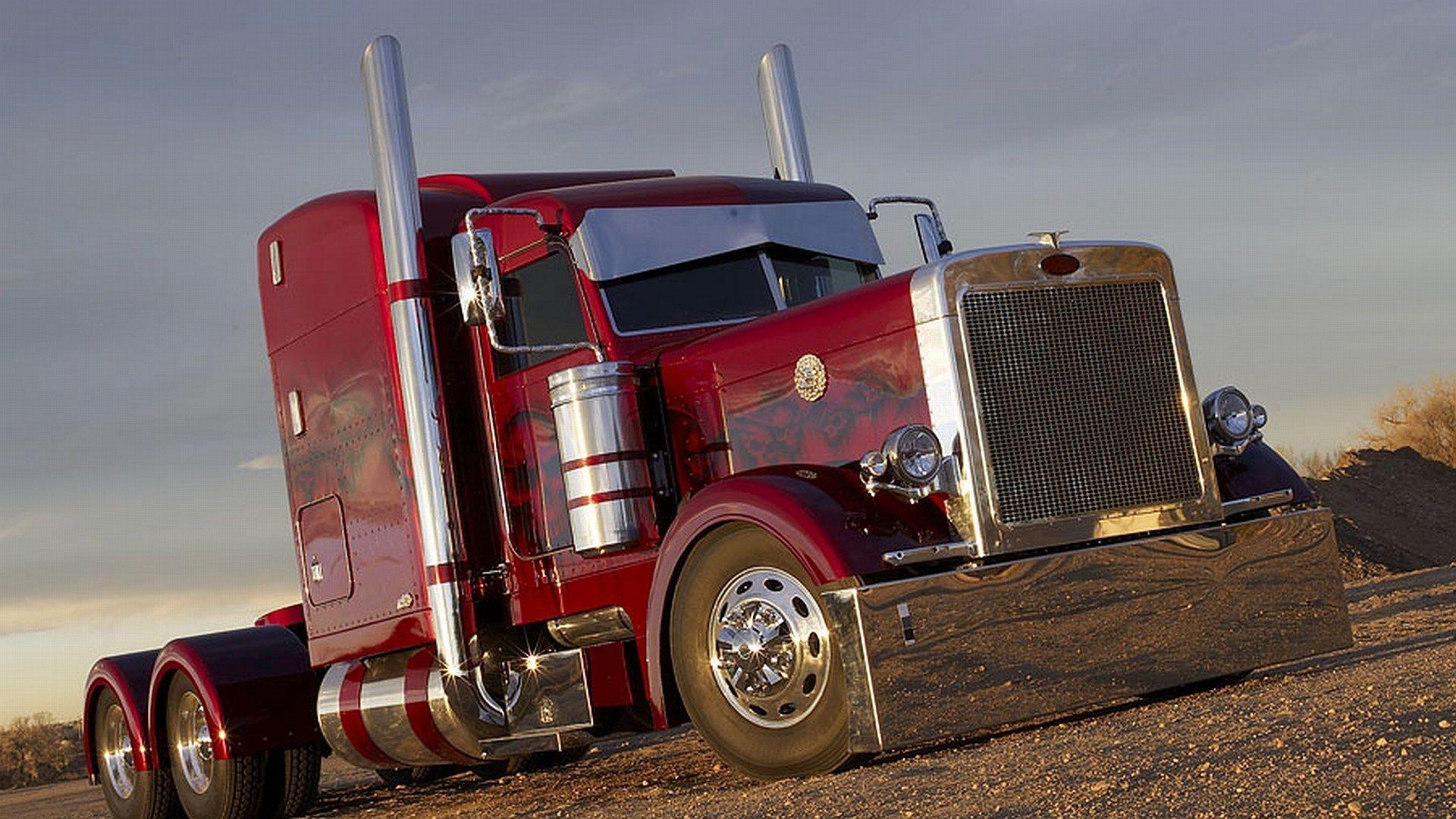 Cool Semi Truck Wallpaper
