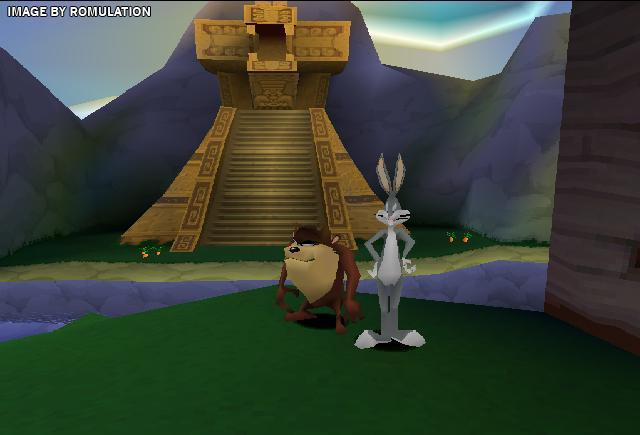 Bugs Bunny Taz