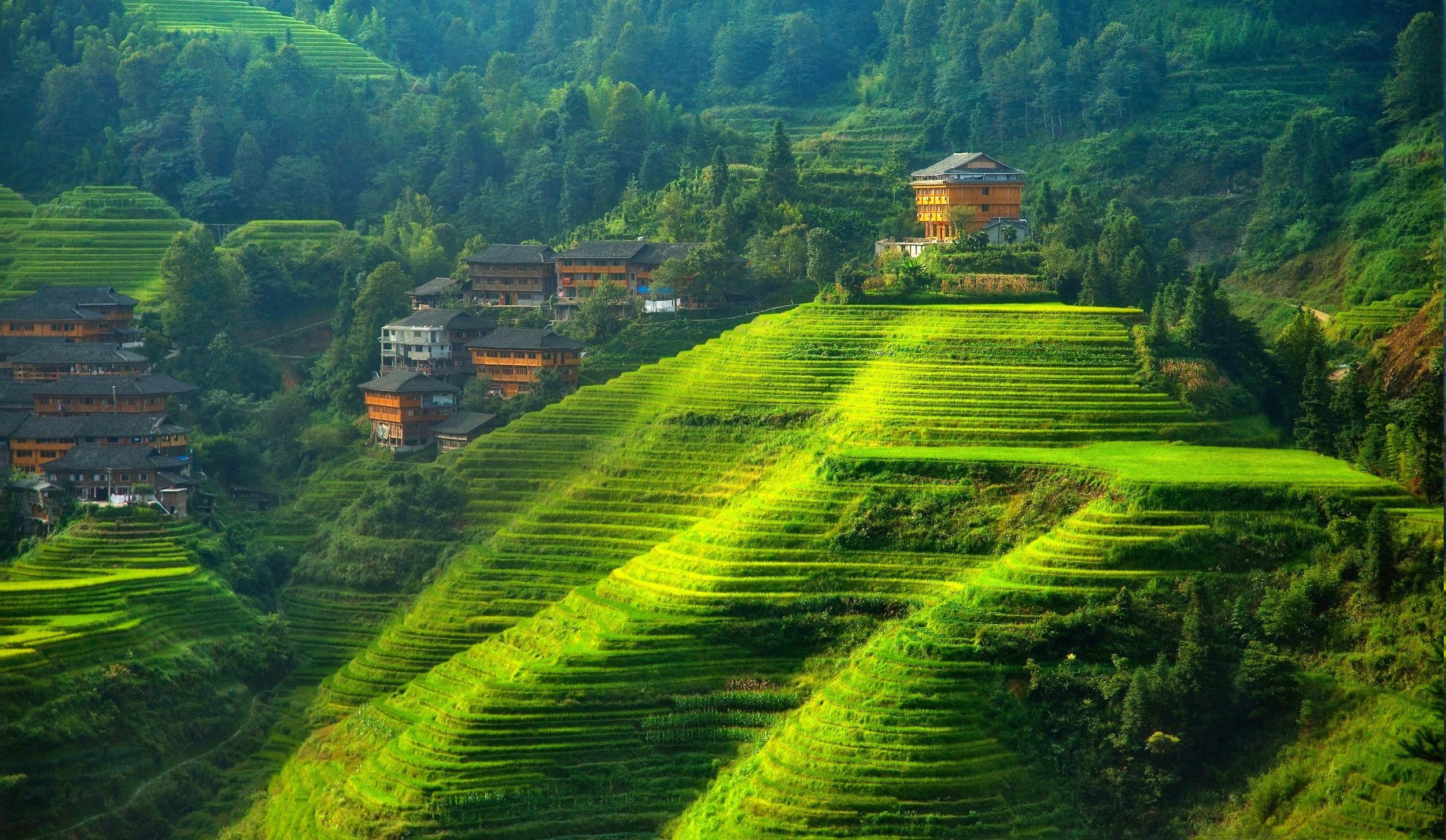 China Landscape Wallpaper