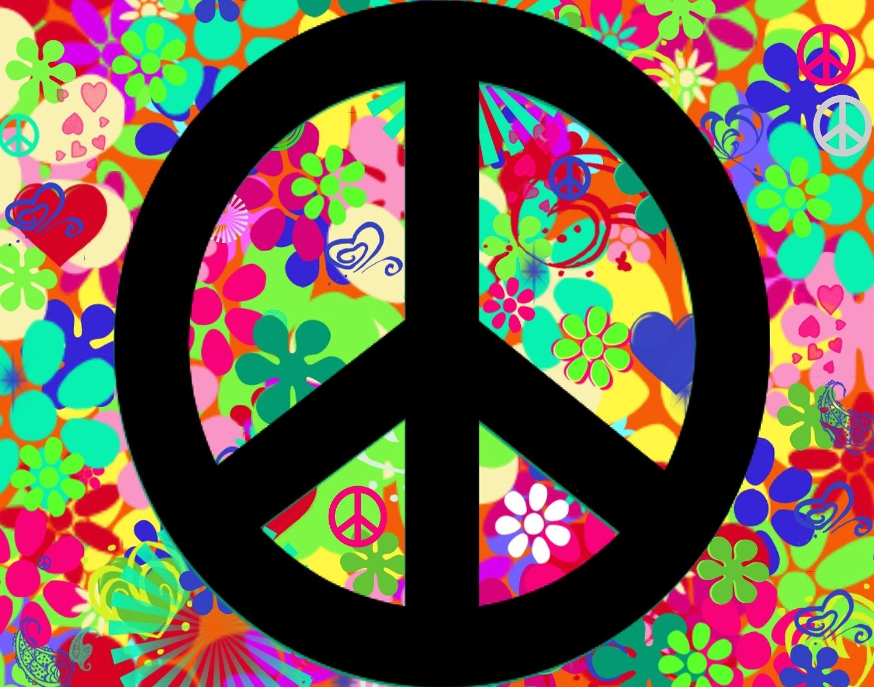 Cute Peace Signs