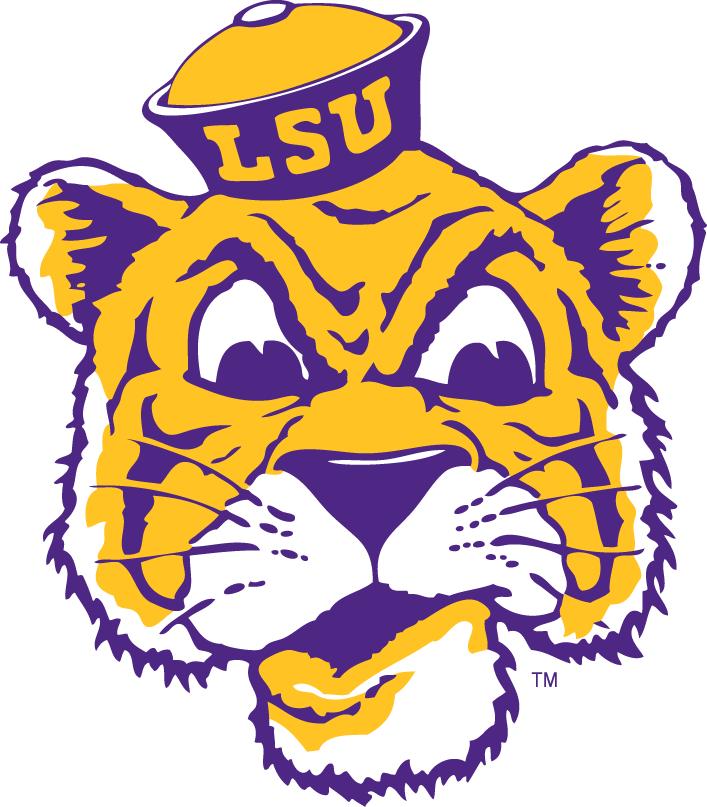 LSU Tiger Graphics