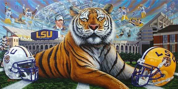 Cool LSU Wallpapers
