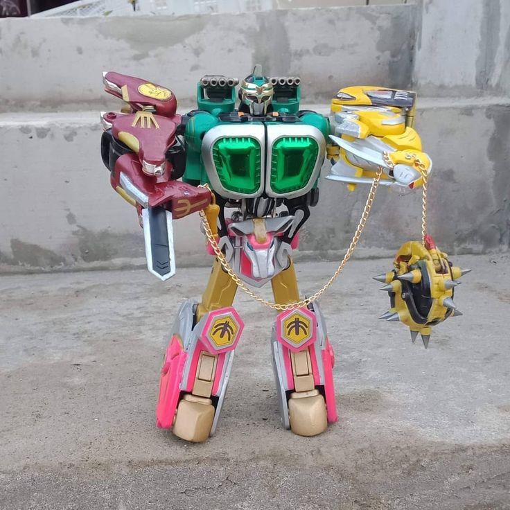 Custom Megazord