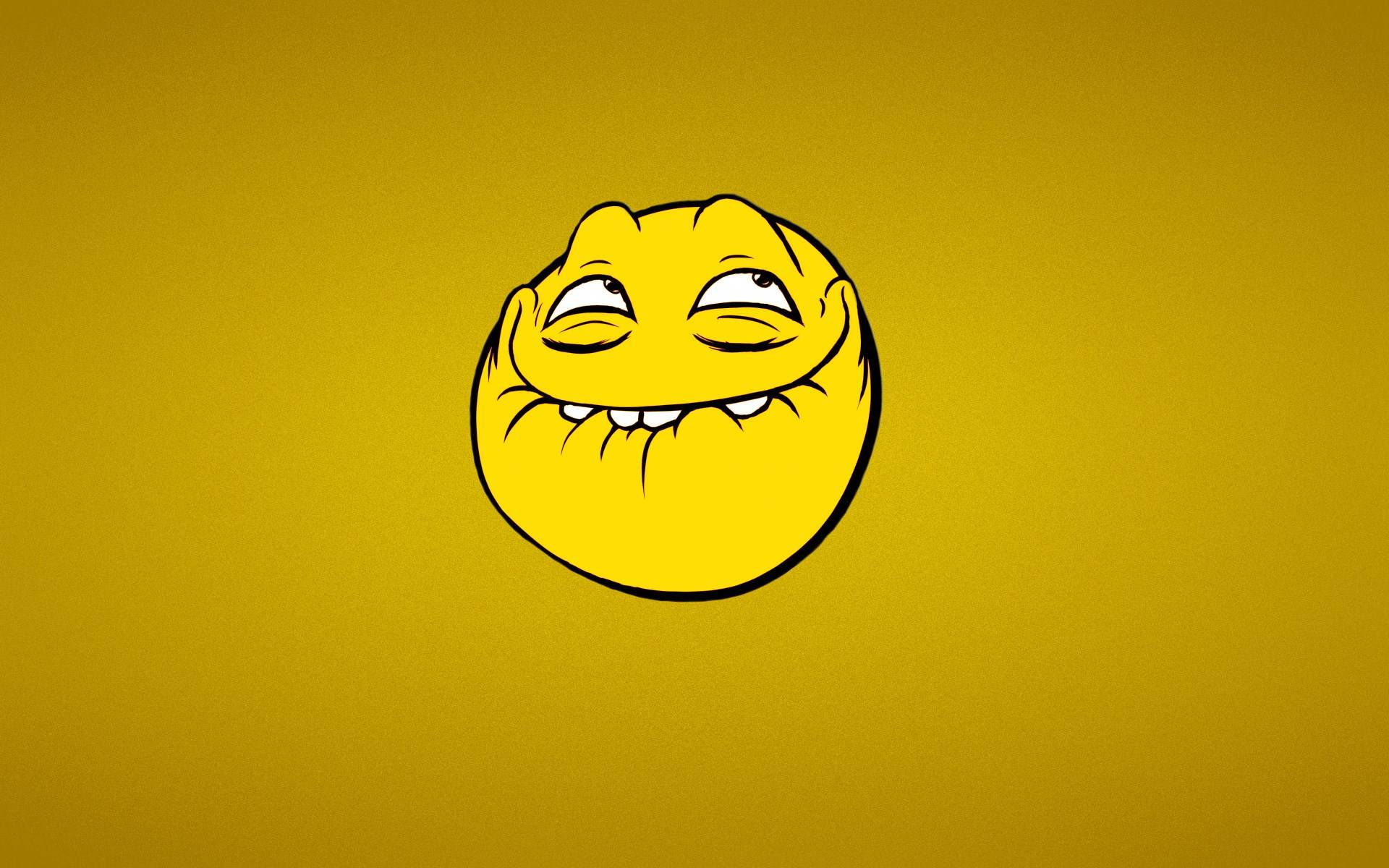 Troll Face Background