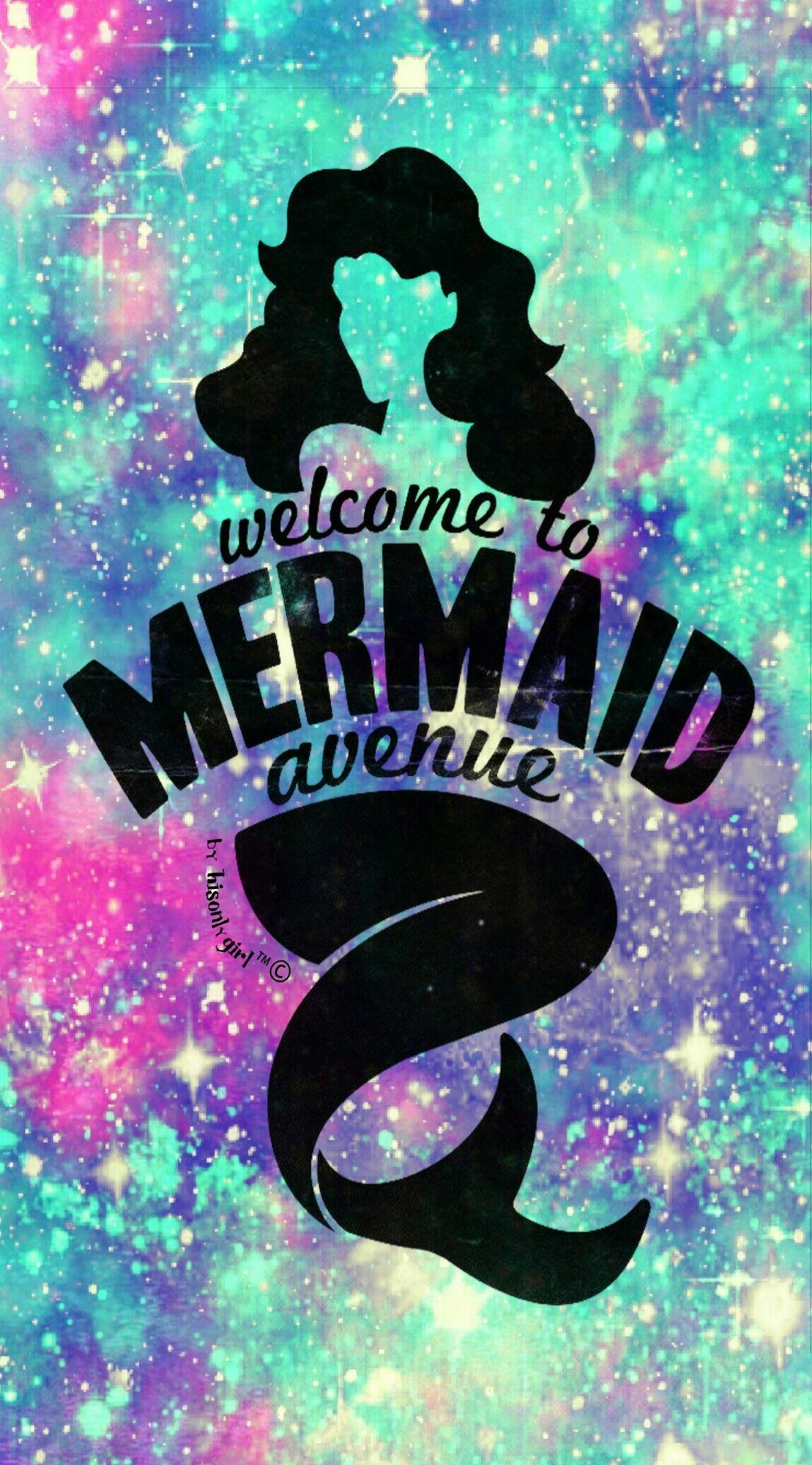 Mermaid Phone Wallpaper