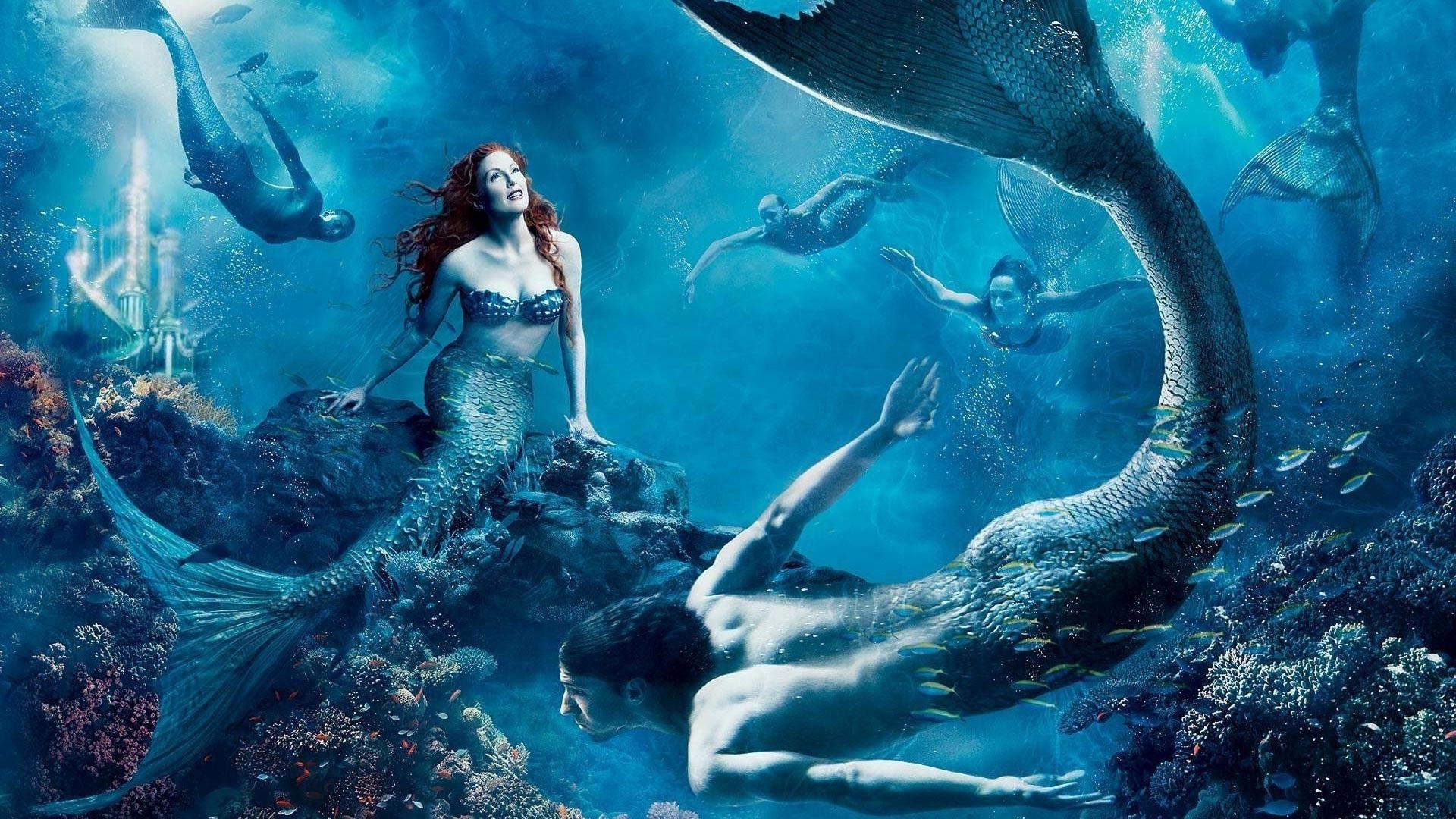 Cool Mermaid Screensavers