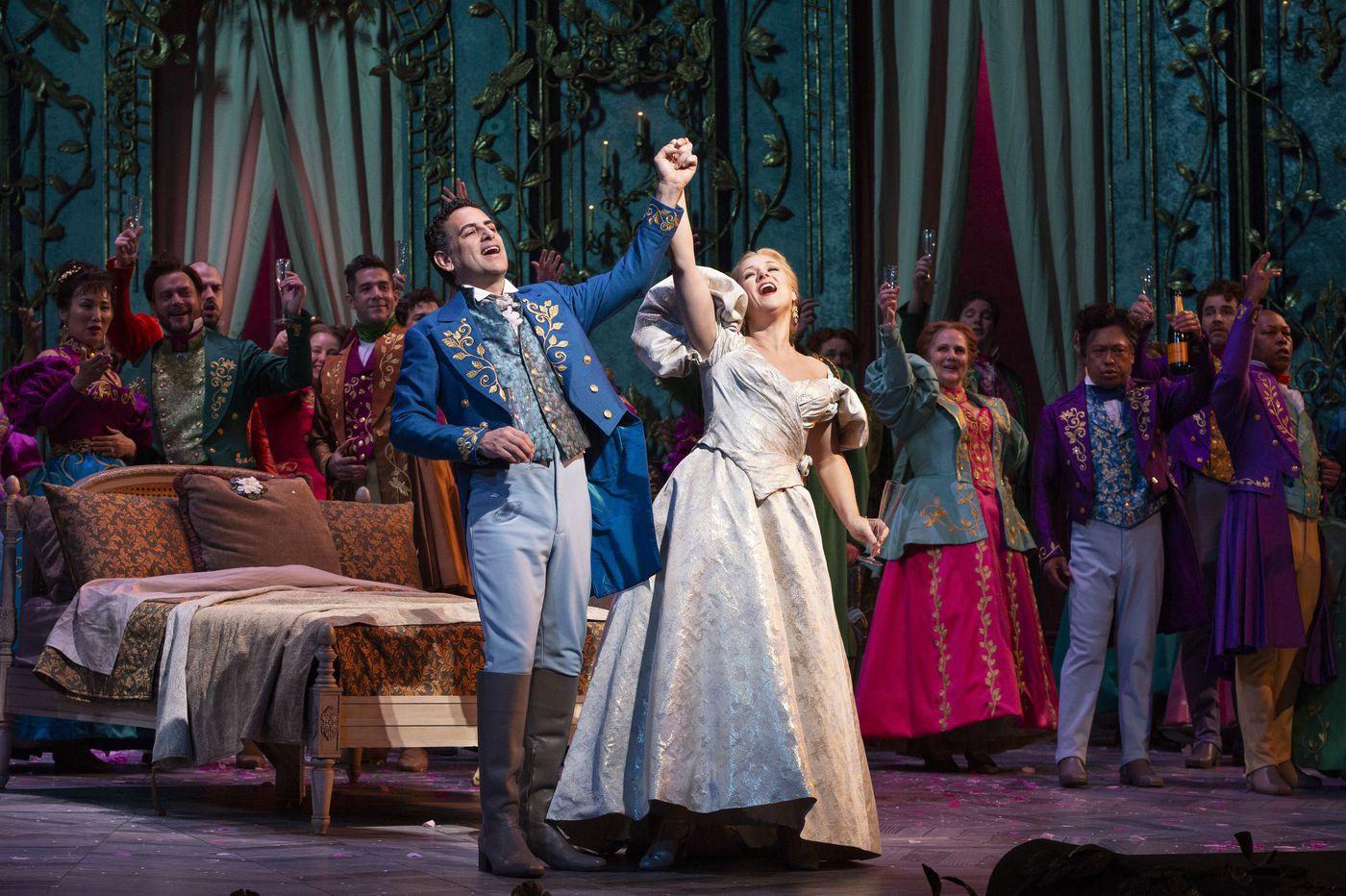 Met Opera La Traviata