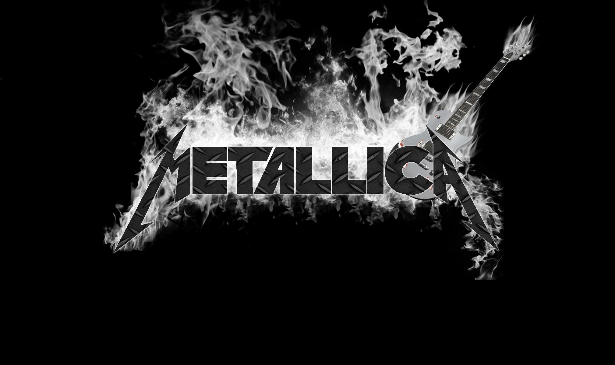 Metallica Name Logo